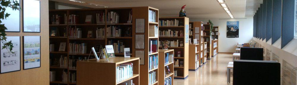 Bibliothèque du Gymnase de Chamblandes